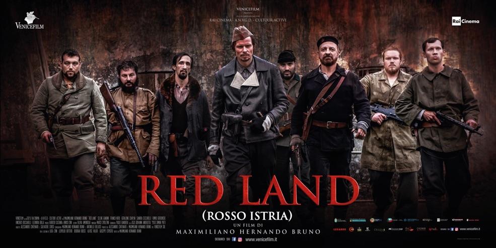 Risultati immagini per Red Land (Rosso Istria)
